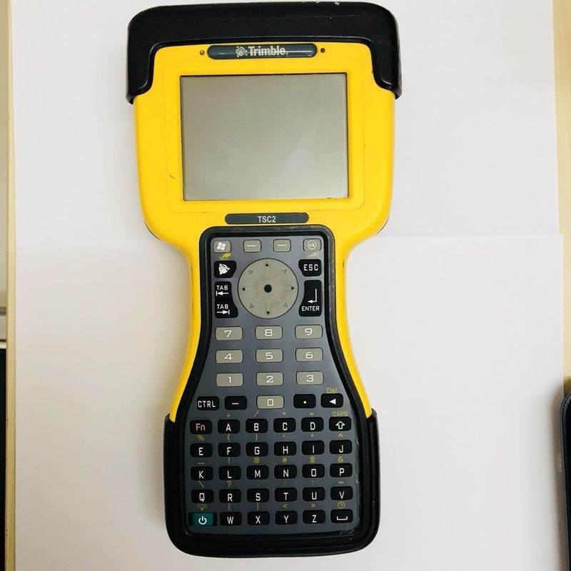 Advanced Used Surveying Equipment Yellow Trimble Tsc2 Data Collector